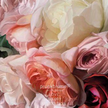 Rosenmalerei, Ölmalerei Rosen, Rosen in Öl gemalt, Storytelling