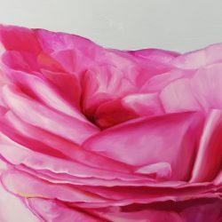 Du bist die Rose meiner Liebe, Die Ros' auf meines Herzens Flur Es waren andre Blumentriebe Vorahnung meiner Rose nur.  Es kam der Flor, dass er zerstiebe, Verschwinden musste jede Spur, Dass Raum für meine Rose bliebe, Die mir zu bleiben ewig schwur.  Friedrich Rückert (1788-1866)