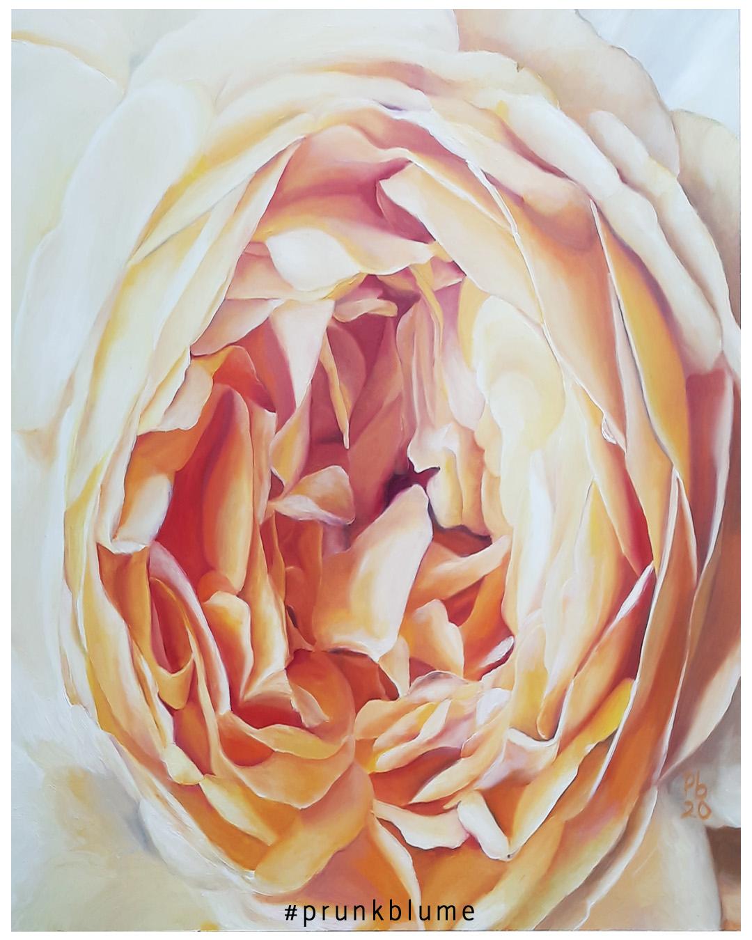 Rosenmalerei, Rosenmalerin, ölmalerei, oilpainting, rose paintings, floral paintings,
